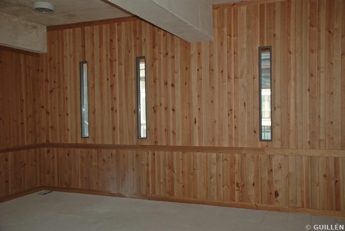 Guillen carpinteria de madera coam - Carpinterias de madera en madrid ...