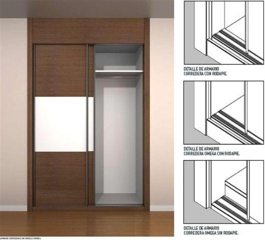 Modulos para armarios empotrados modulos armarios - Modulos armarios empotrados ...